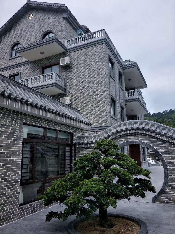 中式风外墙砖,男女老少都喜欢!