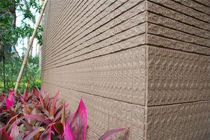 保利外滩花园蛇形砖