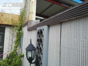 广州白云山脚私人庭院