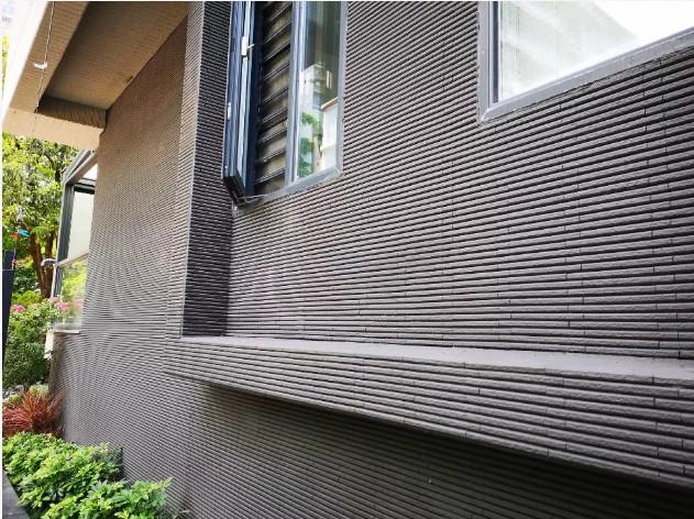 七夕了,让丹霞石外墙学问石与竹陶艺术墙砖为你造间房子可好?