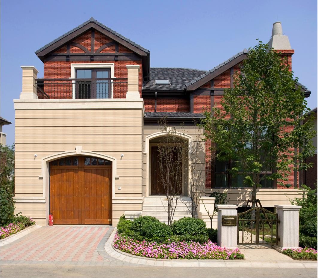 自建房外墙一般用什么装饰材料好?艺术外墙砖是必选!